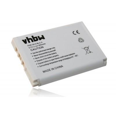 Nokia BLC-2  utángyártott okostelefon li-ion akku akkumulátor - 900mAh (3.7V)