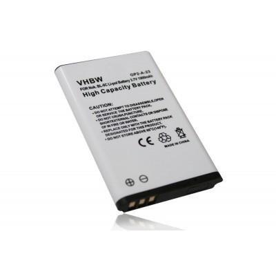 Avus MMDR 12, V2, Nokia BL-5C BS-16, MP-S-A1 utángyártott mobiltelefon li-ion akku akkumulátor - 1000mAh (3.7V)