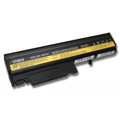 IBM Thinkpad 08K8192 T41 R50 R50p R51 stb. utángyártott laptop akkumulátor akku - 4400mAh (10.8V) fekete