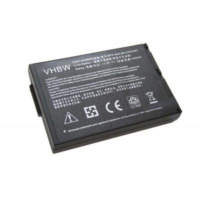 Acer BTP-34A1 utángyártott laptop akkumulátor akku - 4400mAh (14.8V) fekete