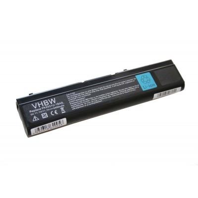 Toshiba PA3331, PA3331U Satellite M30 / M35 utángyártott laptop akkumulátor akku - 4400mAh (11.1V) fekete