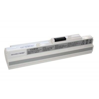 Medion BTY-S11 utángyártott laptop akkumulátor akku - 6600mAh (11.1V) fehér