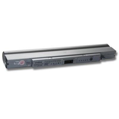 Samsung SSB-X10LS3 utángyártott laptop akkumulátor akku - 4400mAh (11.1V) ezüst