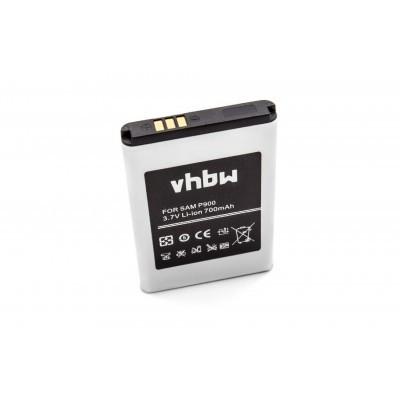 Samsung AB553446BE, AB553446BU AB553446BU utángyártott mobiltelefon li-ion akku akkumulátor - 700mAh (3.7V)