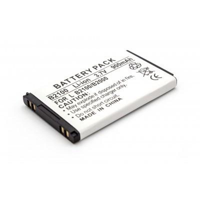 LG LGTL-GBIP-830, LGTL-GCIP-1000 utángyártott mobiltelefon li-ion akku akkumulátor - 900mAh (3.7V)