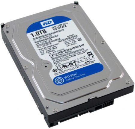 """Használt BRAND 2000GB 2TB 3.5"""" HDD merevlemez 100% kondíció 6hó"""