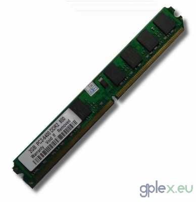ÚJ 2GB DDR2 800MHz memória minden alaplaphoz