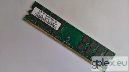 ÚJ 4GB DDR2 AMD processzorhoz 800MHz Memória