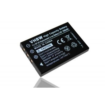 Fuji / Fujifilm NP-60  utángyártott digitális fényképezőgép akkumulátor akku 1000mAh (3.6V)