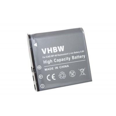 Casio NP-40 950mAh (3.6V) akkumulátor