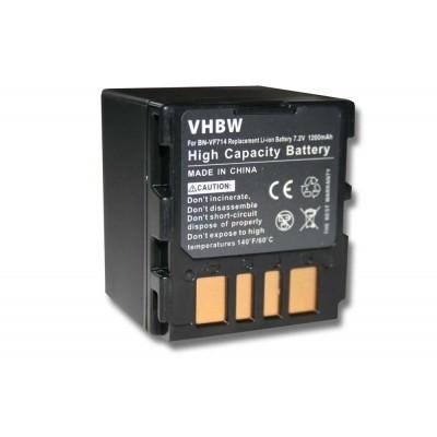 JVC BN-VF714 videókamera utángyártott li-ion akku akkumulátor - 1200mAh (7.2V)