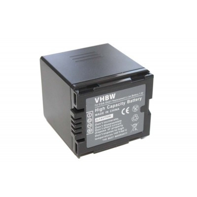 Panasonic CGA-DU21 videókamera utángyártott li-ion akku akkumulátor - 1500mAh (7.2V)