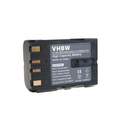 JVC BN-V408 videókamera utángyártott li-ion akku akkumulátor - 900mAh (7.2V)