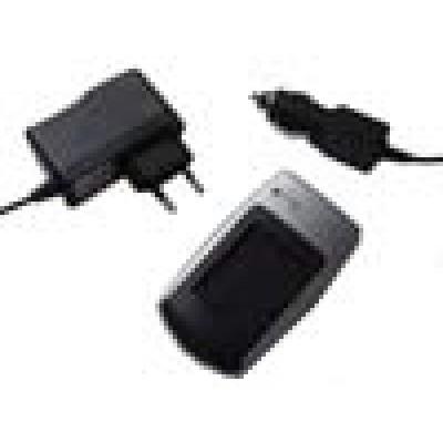 NP-BD1 / NP-FD1 kompatibilis akkumulátor töltő készlet