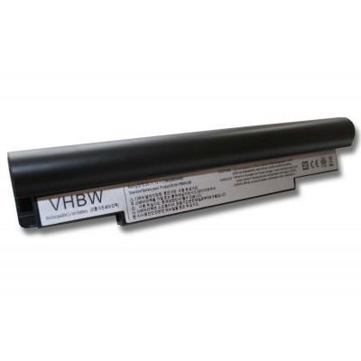 Samsung AA-PB6NC6W, AA-PB8NC6B, AA-PB8NC6M utángyártott laptop akkumulátor akku - 6600mAh (11.1V) fekete