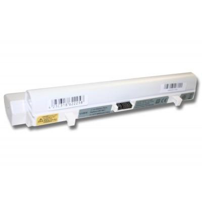 Lenovo / IBM L08C3B21 L08C3B21 IdeaPad S9 / S10 / S12 utángyártott laptop akkumulátor akku - 6600mAh (11.1V) fehér