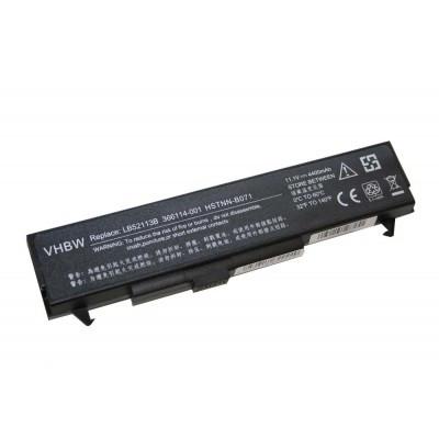 LG LB62115E utángyártott laptop akkumulátor akku - 4400mAh (11.1V) fekete