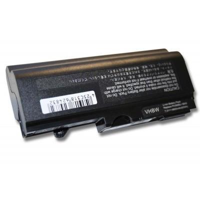 Toshiba PA3689 utángyártott laptop akkumulátor akku - 8800mAh (7.4V) fekete