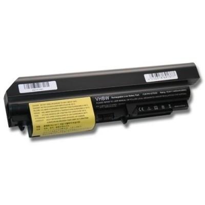 IBM 42T5225 utángyártott laptop akkumulátor akku - 4400mAh (10.8V) fekete
