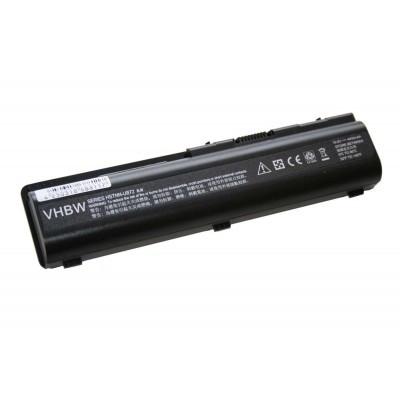 HP 462890-541, 462890-542, 462890-761, 484170-001 utángyártott laptop akkumulátor akku - 4400mAh (10.8V) fekete