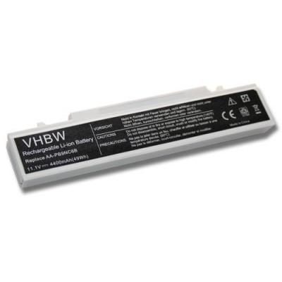 Samsung AA-PB9NC6B, AA-PB9NC6B, AA-PB9NC6W, AA-PB9NS6B utángyártott laptop akkumulátor akku - 4400mAh (11.1V) fehér