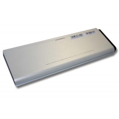 Apple A1281, A1286 utángyártott laptop akkumulátor akku - 4400mAh (10.8V) ezüst