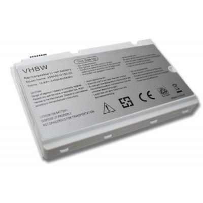 Novatech 3S4400-G1S5-05, 3S4400-S1S2-05, 3S4400-S1S5-05 utángyártott laptop akkumulátor akku - 4400mAh (10.8V) fehér