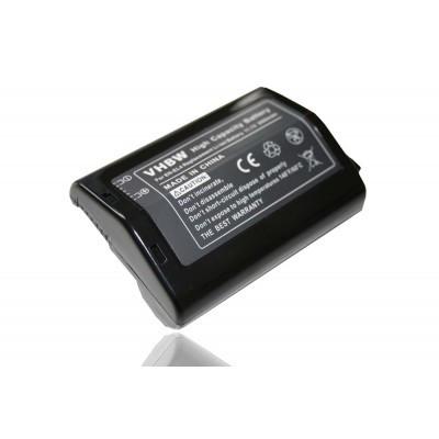 Nikon EN-EL4 utángyártott digitális fényképezőgép akkumulátor akku 2000mAh (11.1V)