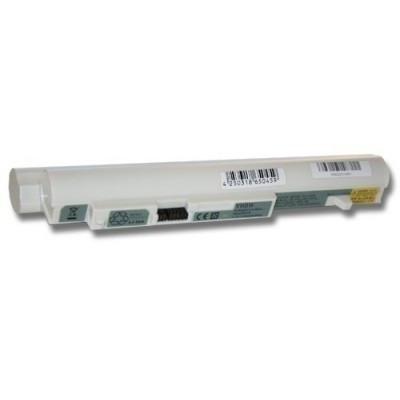 Lenovo 55Y9382, 55Y9383, 57Y6273, 57Y6275 IdeaPad S10-2 utángyártott laptop akkumulátor akku - 4400mAh (11.1V) fehér