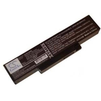 Dell BATE80L6 utángyártott laptop akkumulátor akku - 4400mAh (11.1V) fekete