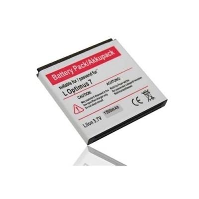 LG SBPL0101901 7 Optimus / C900 / E900 / Quantum kompatibilis utángyártott li-ion mobiltelefon akkumulátor - 1300mAh (3.7V)