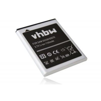 Samsung EB494353VU  utángyártott mobiltelefon li-ion akku akkumulátor - 1100mAh (3.7V)