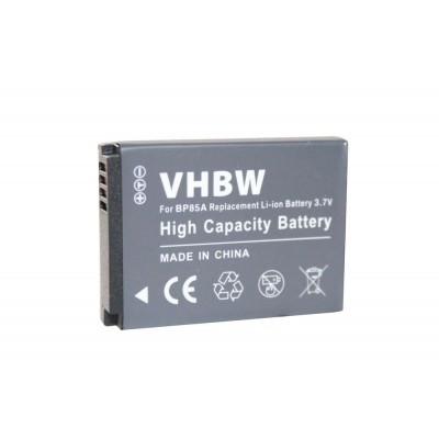 Samsung BP85a utángyártott digitális fényképezőgép akkumulátor akku 700mAh (3.7V)