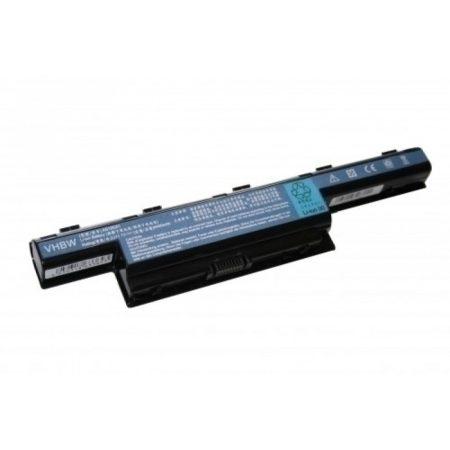 Acer Aspire 4551 stb. kompatibilis utángyártott 4400 mAh notebook akkumulátor