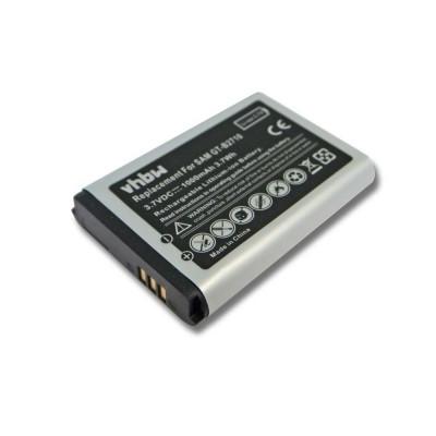 Samsung AB803446BU utángyártott mobiltelefon li-ion akku akkumulátor - 1000mAh (3.7V)