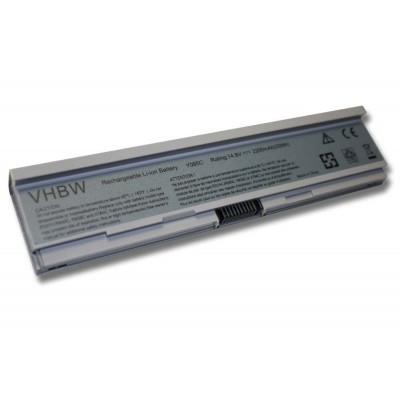 Dell Y085C Latitude E4200 utángyártott laptop akkumulátor akku - 2200mAh (14.8V) grey