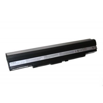 Asus A31-UL30 utángyártott laptop akkumulátor akku - 6600mAh (14.8V) fekete