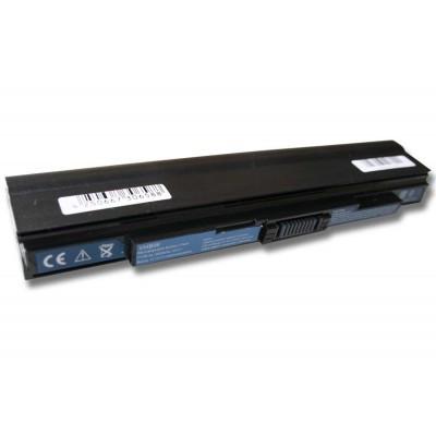 Acer AL10C31, AL10D56, BT.00603.113, BT.00605.064, LC.BTP00.130 utángyártott laptop akkumulátor akku - 4400mAh (11.1V) fekete