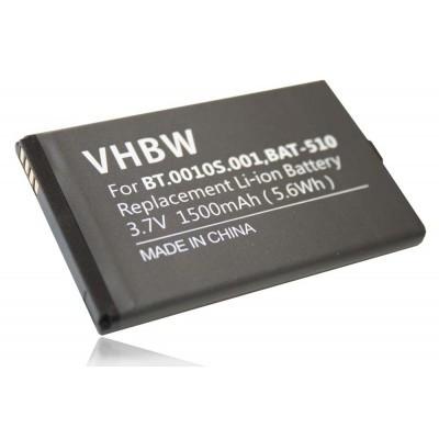 Acer BAT-510 Iconia Smart S300 utángyártott mobiltelefon li-ion akku akkumulátor - 1500mAh (3.7V)
