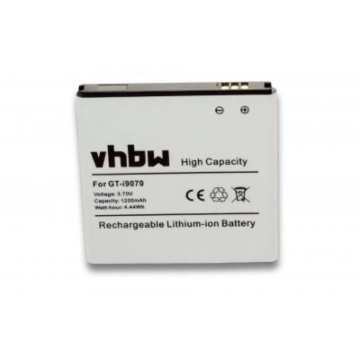 Samsung EB535151VU Galaxy S advance utángyártott mobiltelefon li-ion akku akkumulátor - 1200mAh (3.7V)