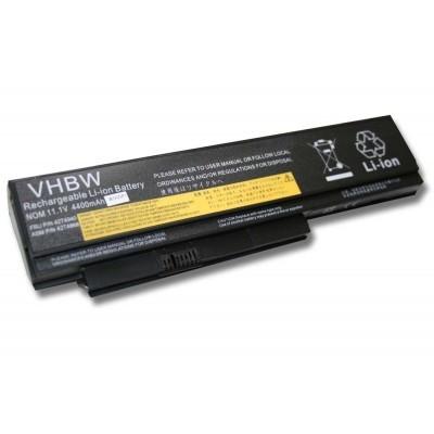 Lenovo 42Y4864 Thinkpad X220 X220i X220s utángyártott laptop akkumulátor akku - 4400mAh (11.1V) fekete