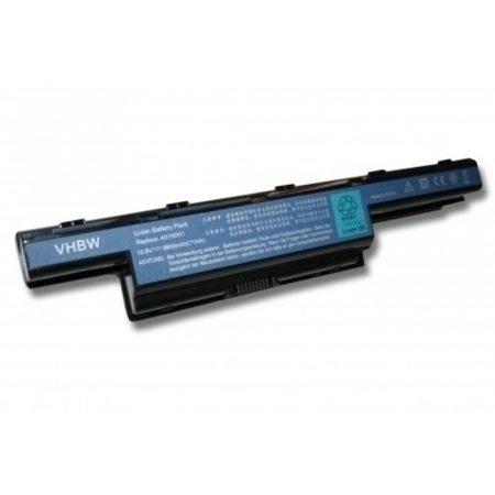 Acer Aspire 4551 stb. kompatibilis utángyártott 6600 mAh notebook akkumulátor