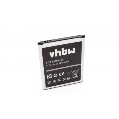Samsung EB425161LU utángyártott mobiltelefon li-ion akku akkumulátor - 1100mAh (3.7V)