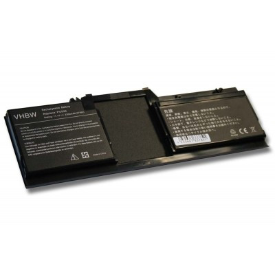 Dell 0PU501 Latitude XT / XT2 utángyártott laptop akkumulátor akku - 3300mAh (11.1V) fekete
