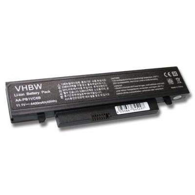 Samsung AA-PB1VC6B utángyártott laptop akkumulátor akku - 4400mAh (11.1V) fekete
