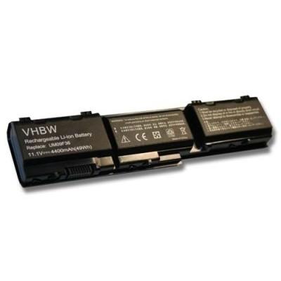 Acer BT.00603.105, BT.00607.114 utángyártott laptop akkumulátor akku - 4400mAh (11.1V) fekete