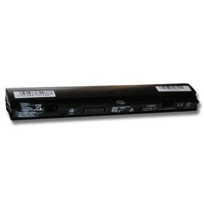 Asus A31-X101, A32-X101 utángyártott laptop akkumulátor akku - 2200mAh (10.8V) fekete