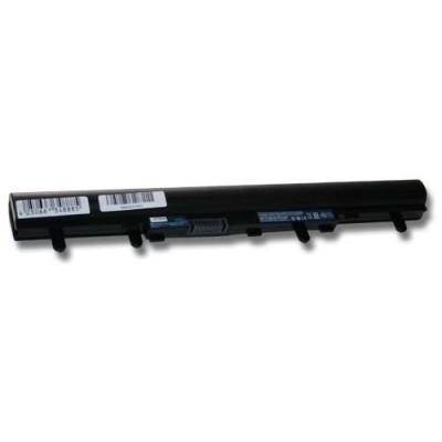 Acer AL12A32 (Aspire E1, V5 stb.) utángyártott laptop akkumulátor akku - 2200mAh (14.4V) fekete
