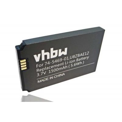 Cisco 74-5469-01 utángyártott mobiltelefon li-ion akku akkumulátor - 1500mAh (3.7V)
