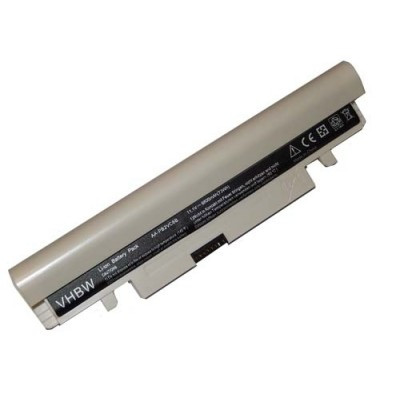 Samsung AA-PB2VC6B utángyártott laptop akkumulátor akku - 6600mAh (11.1V) fehér